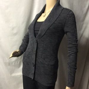 Dark Grey Cardigan